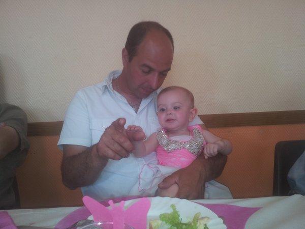 mon amour et mon bébé