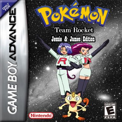 Pokemon team rocket Jessie & James éditions
