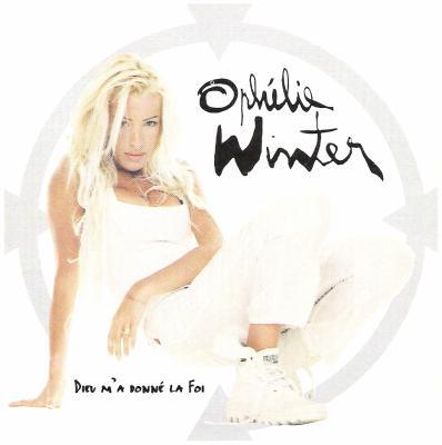 """CD Single """"Dieu M'A Donné La Foi"""" 1995 (1er Pressage)"""