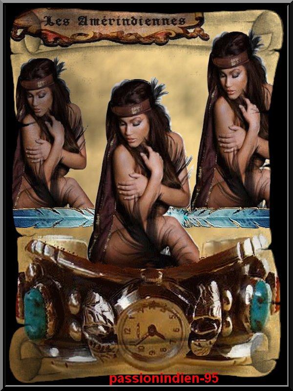 les amerindiennes