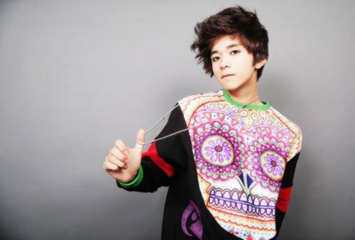 Ulzzang Boy Fiche - Kim Hee Dae