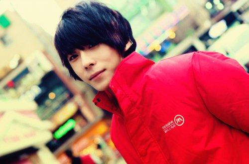Ulzzang Boy Fiche -  Nam Woong