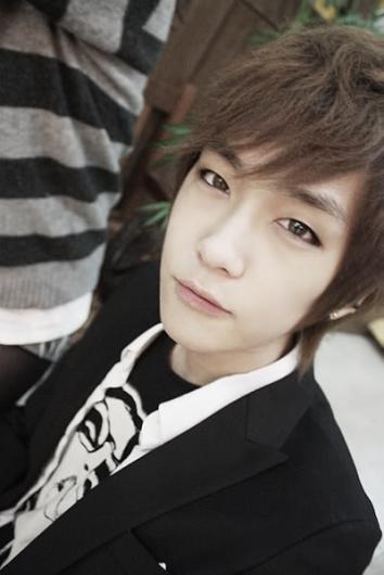Ulzzang Boy Fiche - Gwak Min Jun