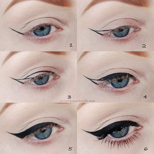 Article spécial : Tutos maquillage eyes