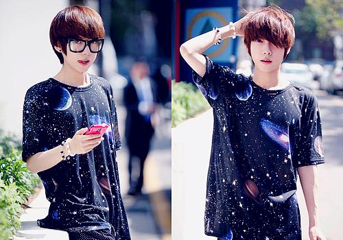 Ulzzang Boy Fiche - Park Hyung Seok