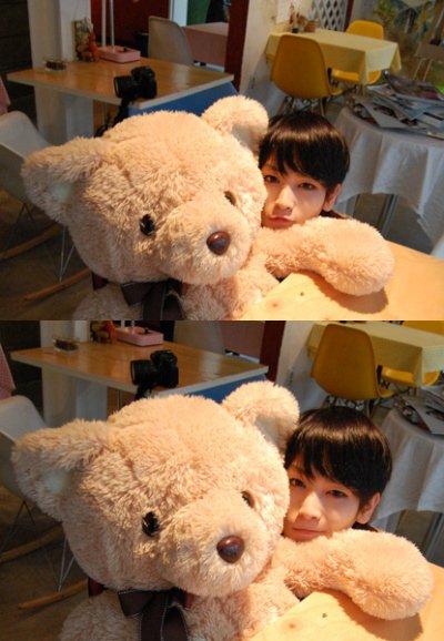 Ulzzang Boy Fiche - Ho JunYeon
