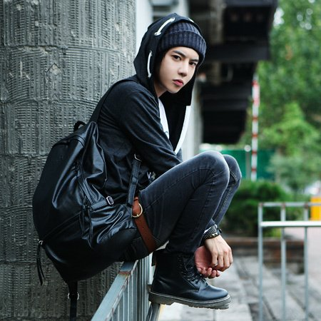 Ulzzang Boy Fiche - Park Tae Jun