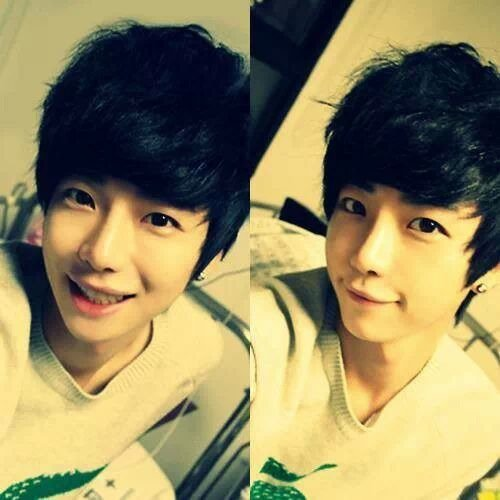 Ulzzang Boy Fiche - Song Chan Ho