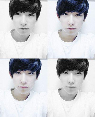 Ulzzang Boy Fiche - Shin Ho Seok