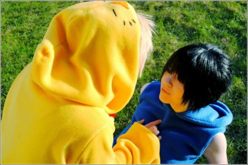 Futur cosplay à réaliser: _____________________________________________Sasuke Uchiwa (Naruto ~ PIYO PIYO)