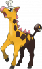 Girafarig--Girafarig