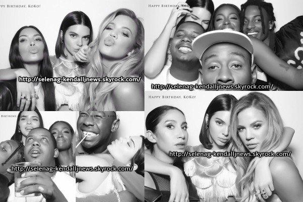 25 juin 2017 : Anniversaire de Khloé Kardashian