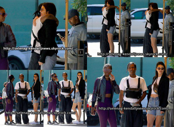28 juin : Une journée passée avec A$AP Rocky