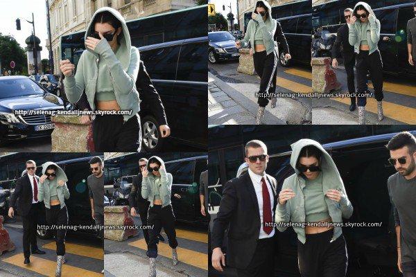 Rattrapage des news de Kendall du 30 juin et 1er juillet