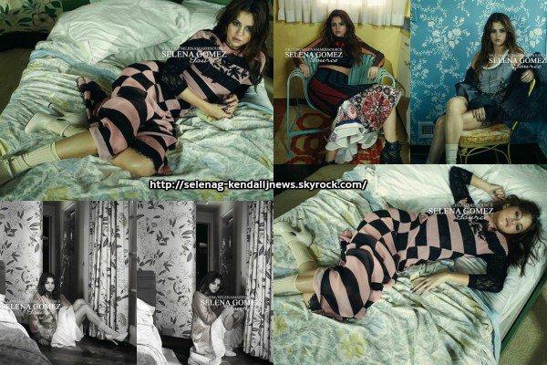 Enfin des nouvelles photos de Selena