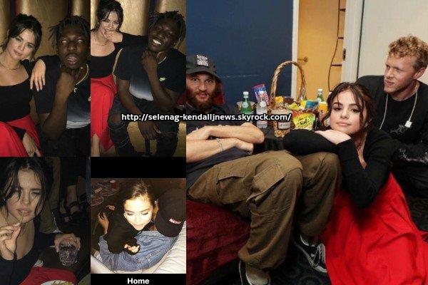 Enfin une nouvelle apparition de Selena Gomez