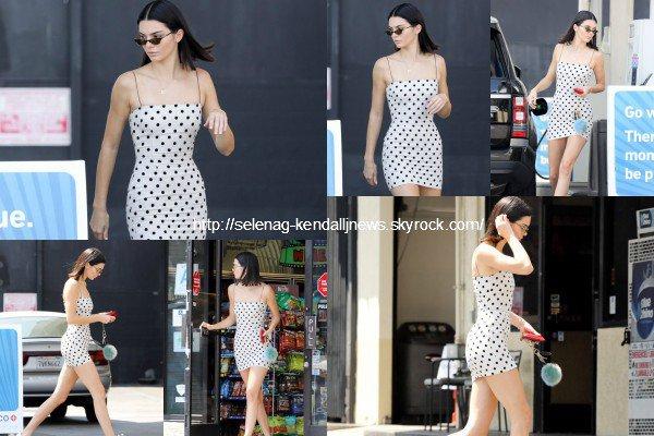 Kendall à Beverly Hills