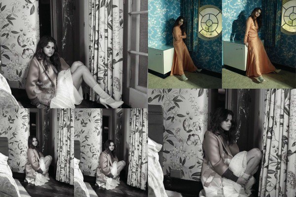 Nouvelles photos d'un ancien photoshoot de Selena