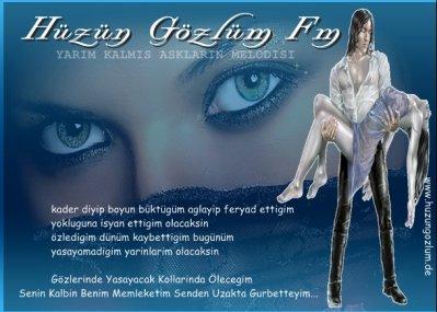 Turkish Music Radio Hüzün Gözlüm Fm