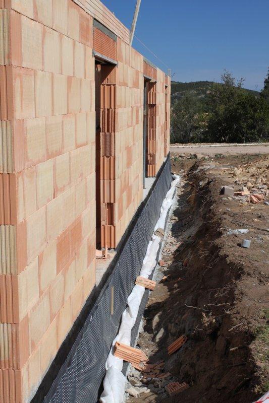 Remblai autour de la maison notre aventure en image for Fiche technique construction maison