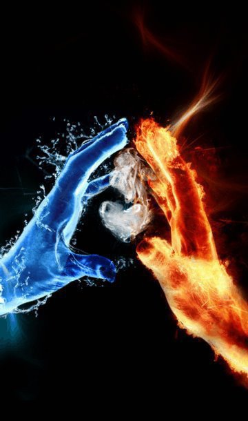 A tous ceux qui ont le coeur au bord des larmes........