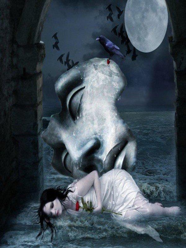 La douleur pure attrape nos entrailles et bloque le coeur si fort ....