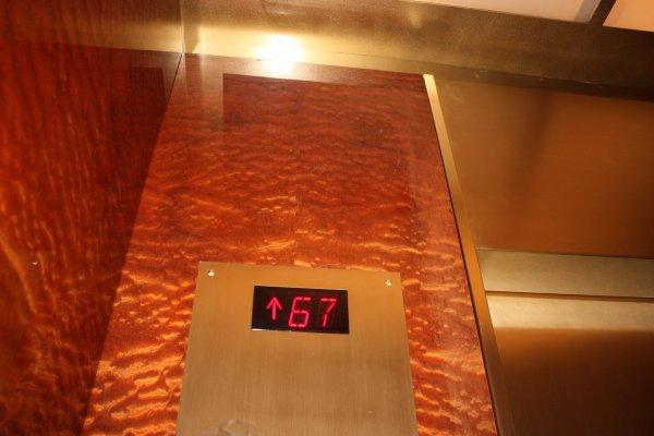 L'Amour c'est comme prendre l'ascenseur ...