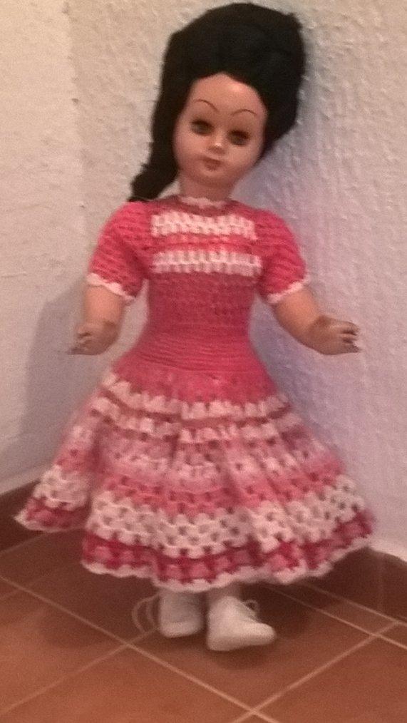 merci a mes amis brocanteur Michel et Françoise pour cette poupée et ce poupon