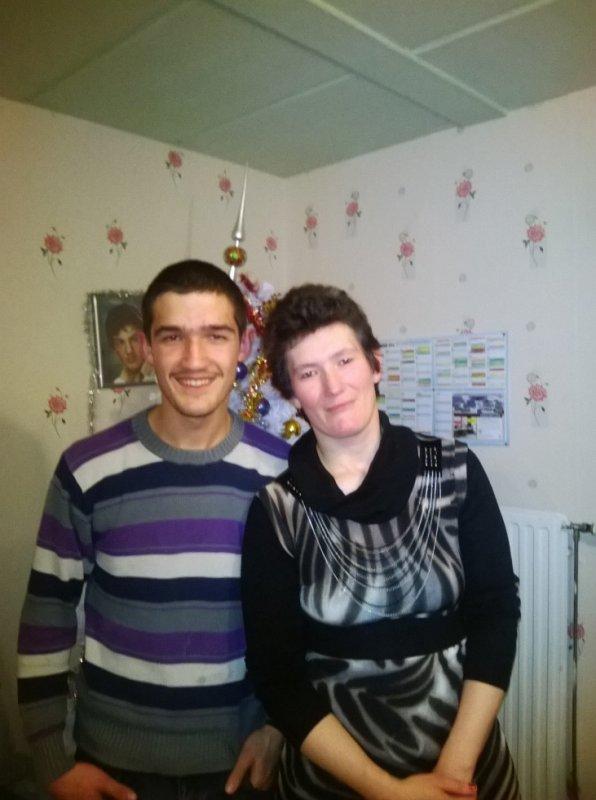 moi et mon fils jonathan