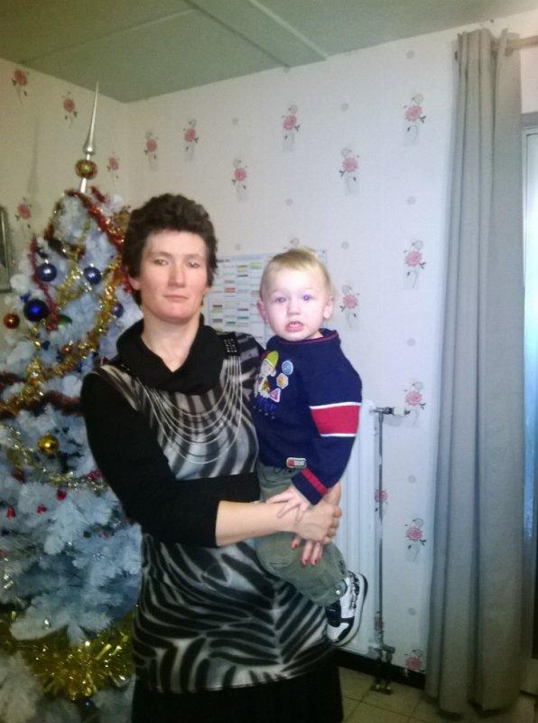 moi et mon bebe ethan