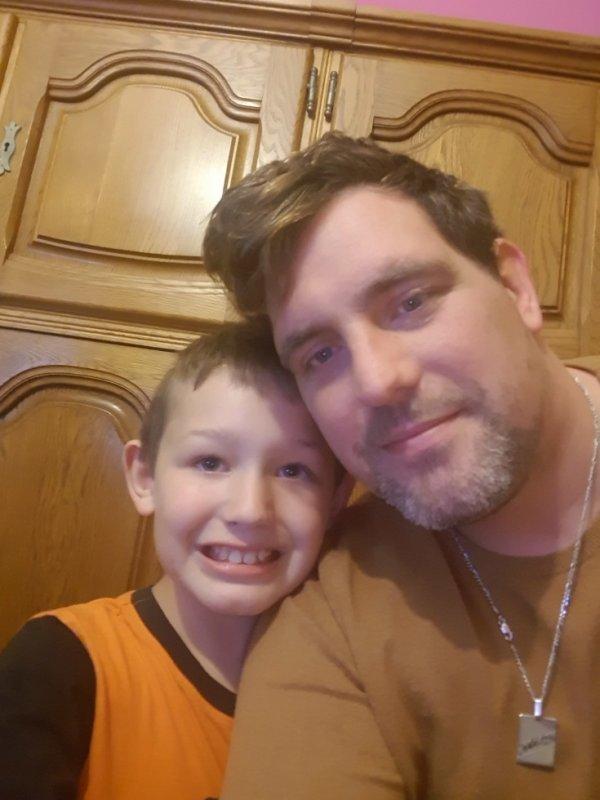 Mon cousin et mon fils