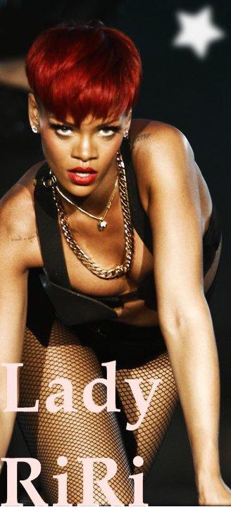 Rihanna  me shom ju pelqen ky stil i ri apo stili i vjeter..?