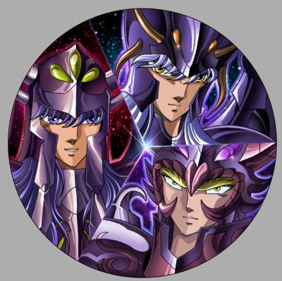 Les 3 Juges des Enfers
