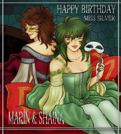 Shina et Marine