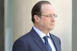 François Hollande est arrivé au 51e Salon de l'agriculture