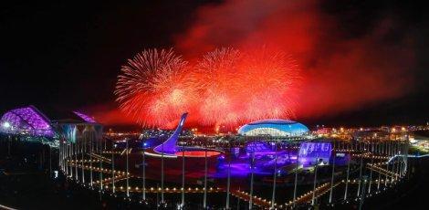 La flamme olympique s'est éteinte à Sotchi