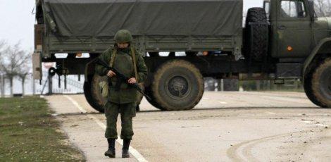 Crimée: Vladimir Poutine demande l'envoi de troupes en Ukraine