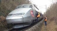 600 passagers bloqués dans un TGV en panne à Margencel