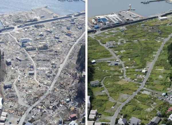 Japon: Trois ans après, le Nord-Est toujours en reconstruction