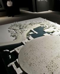 Le Louvre Abu Dhabi sort du sable