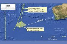 Des objets flottants repérés au large de l'Australie