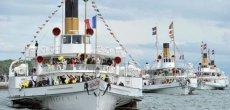 La flotte Belle Epoque de la CGN primée