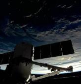 La capsule Dragon de SpaceX fait sa livraison de Pâques à la Station spatiale internationale
