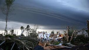 Etats-Unis: après les tornades, pluies et inondations en Floride et dans l'est