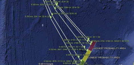 Malaisie-Vol MH370: Des terroristes liés à Al-Qaïda impliqués?