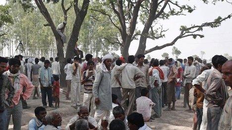 Une autre femme retrouvée pendue à un arbre en Inde