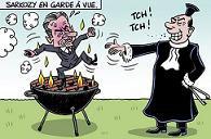 Sarkozy a été inculpé pour corruption active