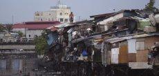 Philippines: Le typhon Rammasun fait dix morts