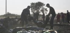 «Des séparatistes ivres empilent des corps»