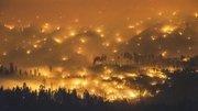 Etats-Unis: Le parc national Yosemite est ravagé par les flammes